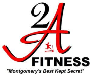 2A Fitness LOGO_red